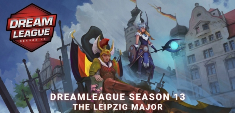 DreamLeague Leipzig Major: как это было | Dota 2